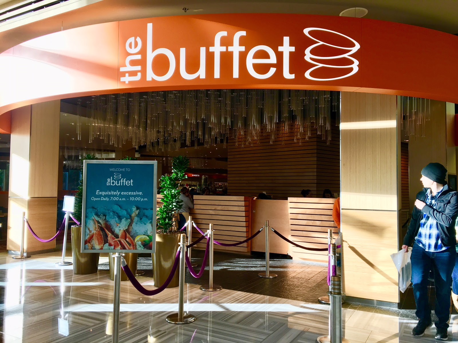 Best Buffets in Vegas - The Buffet at ARIA