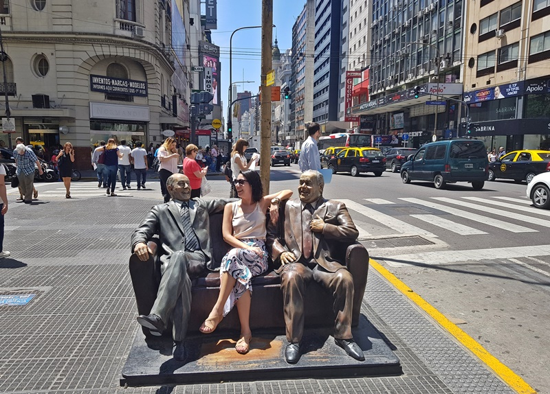 O melhor Roteiro em Buenos Aires