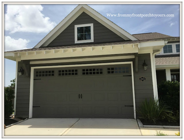 Model- Home-Tour-French-Flare-Garage-Carriage House Hardware-From My Front Porch To Yours