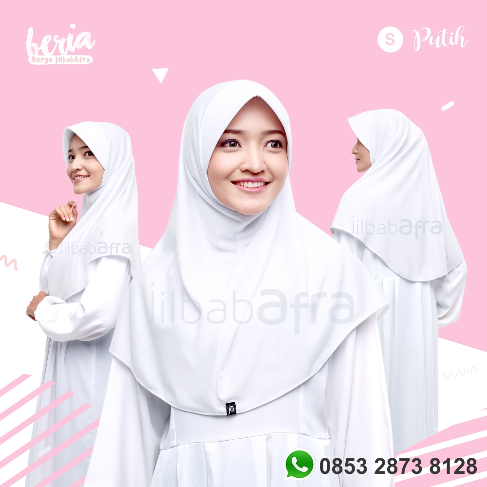 Jilbab Cantik Instan Khimar Segi Empat 0853 28738128 Jual Jilbab