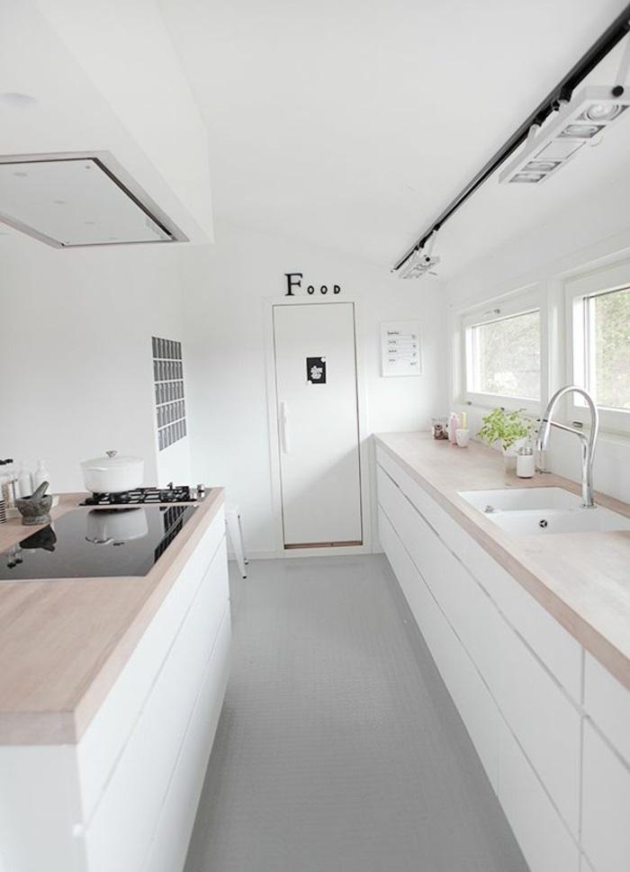 kleine küche kreativ gestalten - schöne küche design - Küche Kreativ