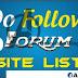 500 High PR Dofollow forum sites list | Get Backlinks