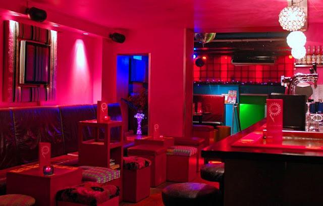 Prik Bar em Amsterdã