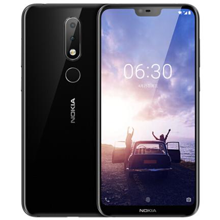 Nokia 6.1 Plus (Nokia X6) (phone photo)