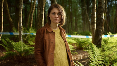 MyAnna Buring en In The Dark