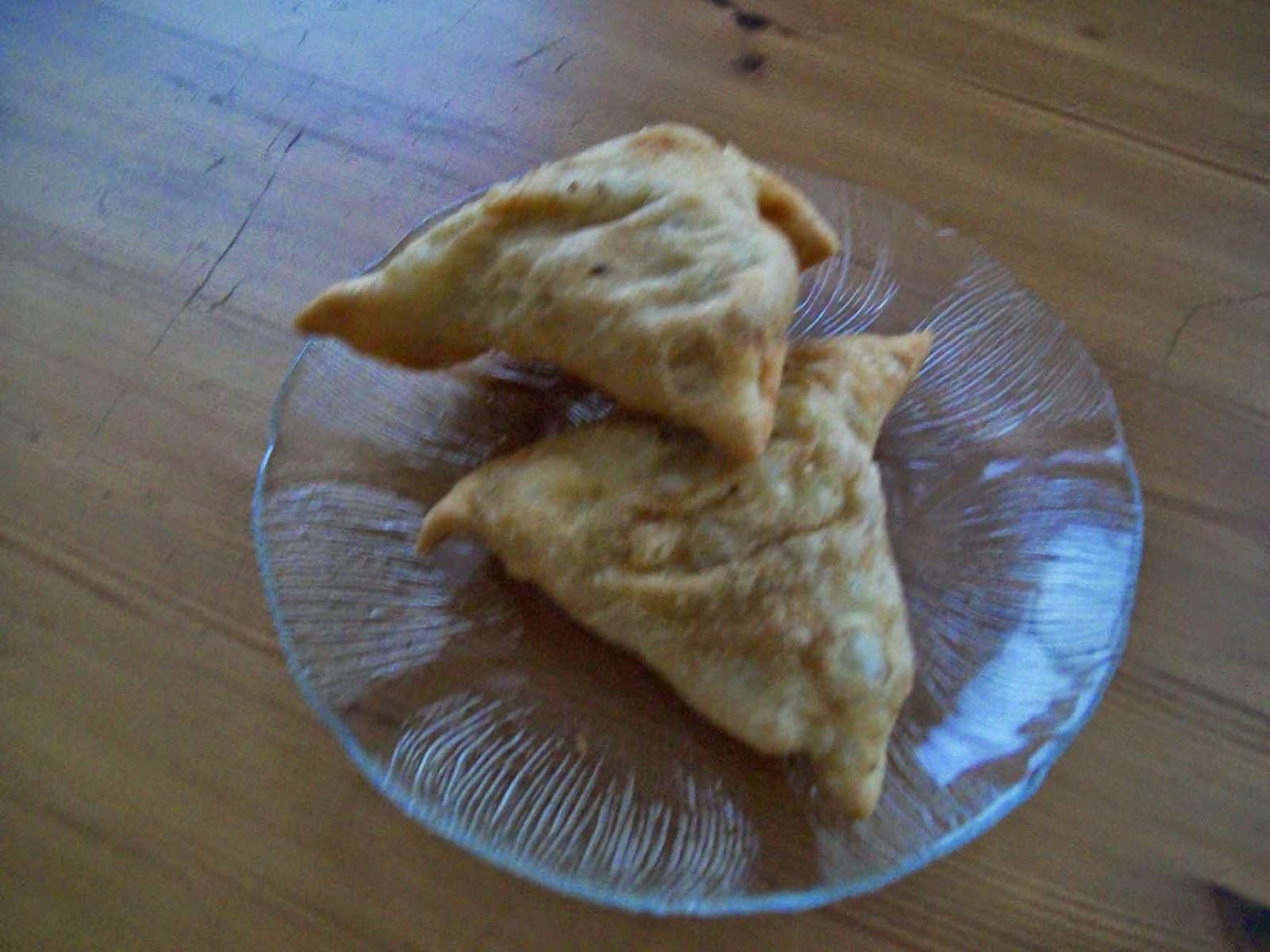 vegan essen in wien - Vegane Samosa - Indien (veganes Rezept für 2 Personen) - hauptspeise