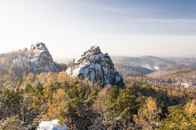 альпинизм Столбы