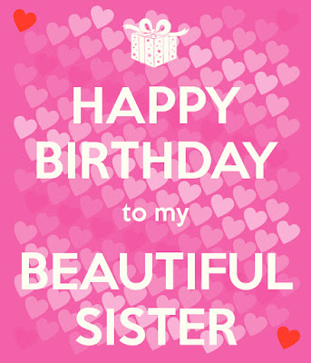 Happy Bday Sister Status for Whatsapp