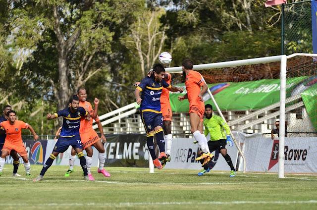 Club Atlético Pantoja se enfrenta al Cibao FC