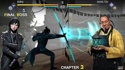Pada kesempatan kali ini saya tak henti Shadow Fight 3 v1.11.1 Mod Apk Data (Weak Enemies)