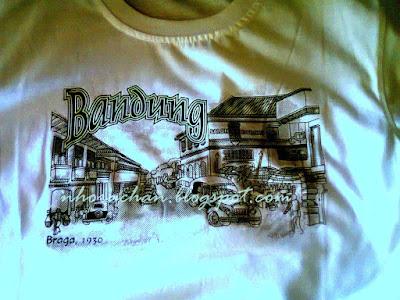 wisata jalan Braga Bandung