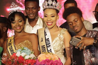 Miss Oge of Abia state