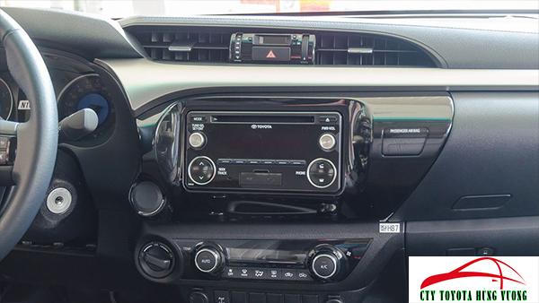 Giá xe, thông số kỹ thuật và đánh giá chi tiết bán tải Toyota Hilux 2018 nhập khẩu - ảnh 31