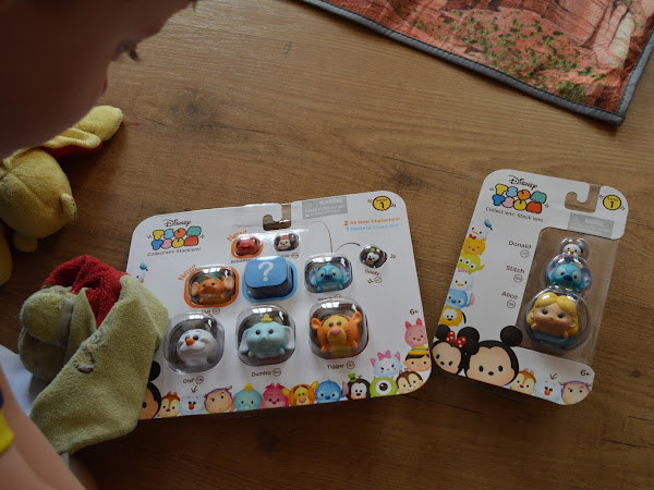 Disney Tsum Tsums Vinyl Stack Pack Review