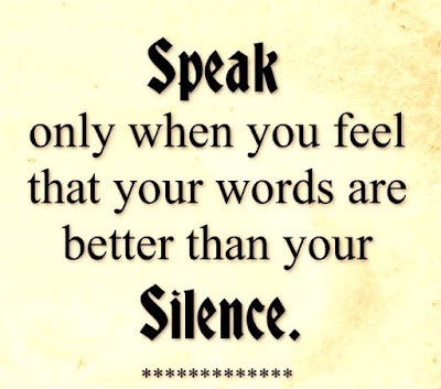 Best Silence Quotes