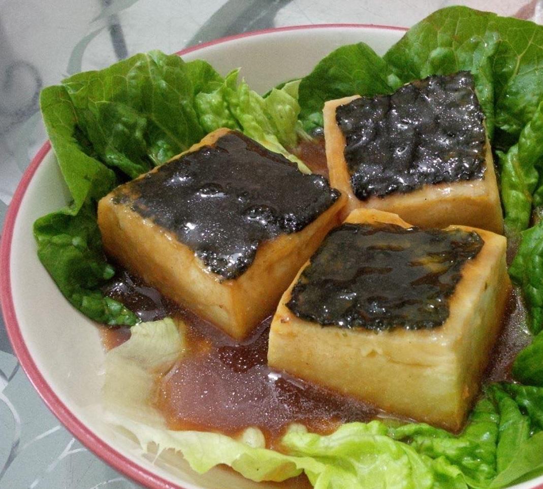 Resep Nori Egg Tofu With Sauced Hayo Kalo Tahu Kukus Atau Biasa Kita Kenal Dengan Tofu Itu Rasanya Seperti Apa Yang Pasti Nya Lemut Dan Juga Sangat