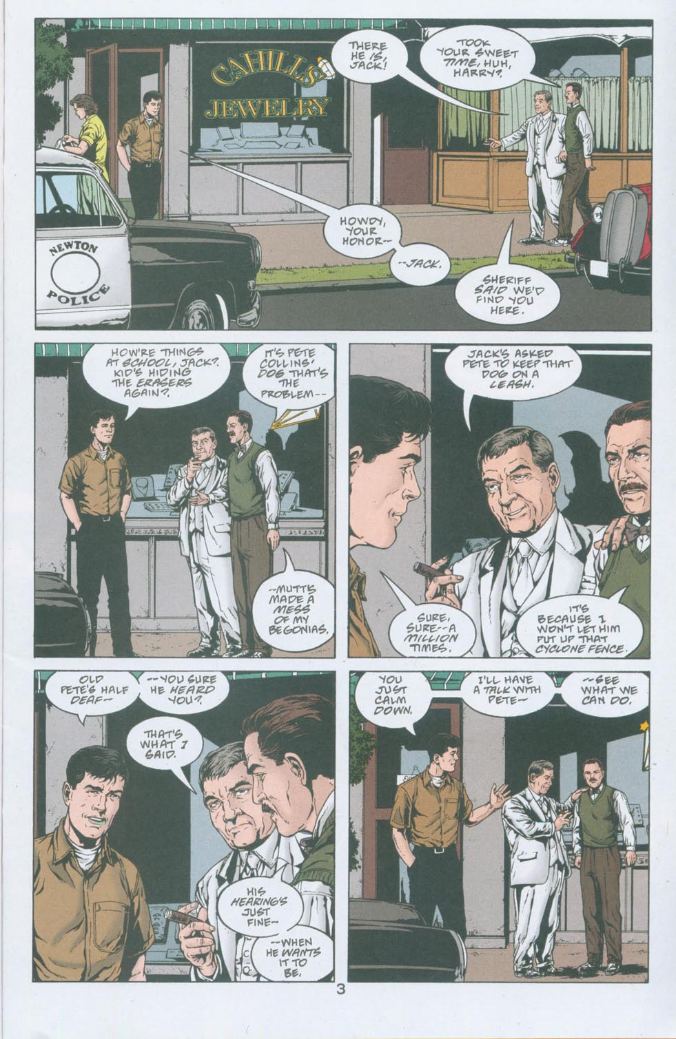 Read online American Century comic -  Issue #11 - 4