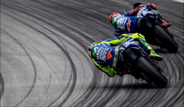 Rossi dan Vinales