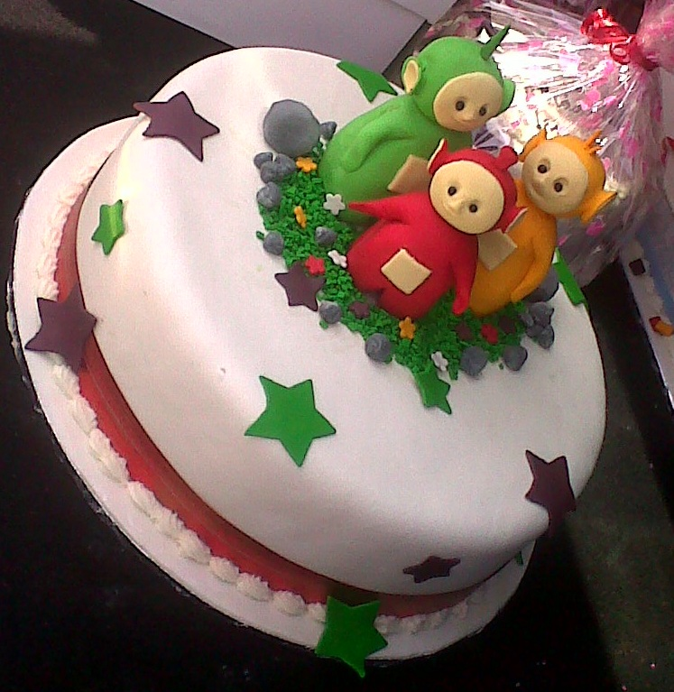 Cake Factory Teletubbies Cake