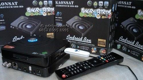 Receiver HD,Kaonsat Androtech,receiver parabola