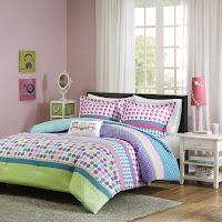 Bedroom Decor Ideas And Designs Top Ten Polka Dot Bedding