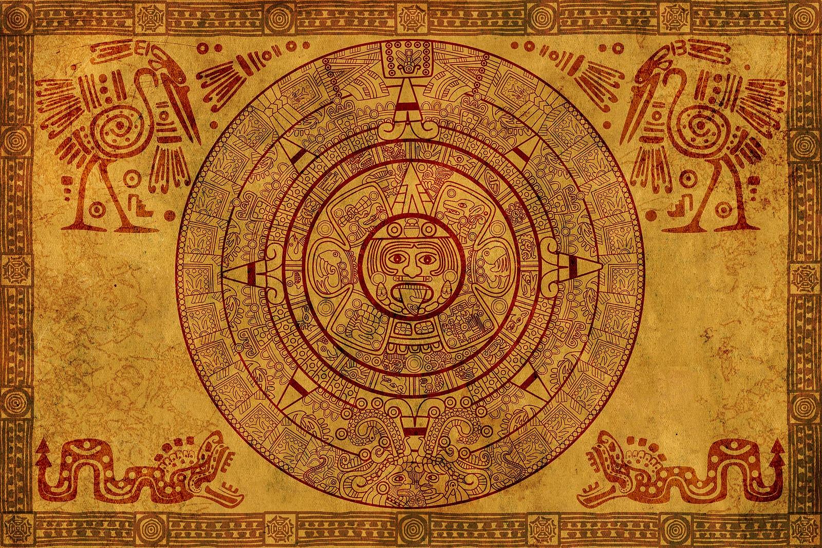Calendario Maya Nascita.Il Calendario Maya E La Ruota Del Tempo Scopri Qual E Il