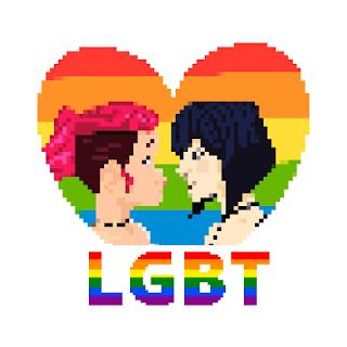 [JEU] LGBT Peinture par Numero - Livre de Coloriage [Gratuit] 512x512
