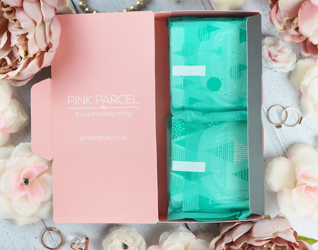Pink Parcel Review, Lovelaughslipstick Blog