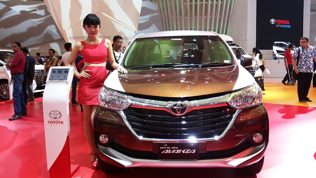 Harga Grand New Avanza Surabaya All Kijang Innova 2.0 G A/t Lux Kredit Toyota Dp Ringan Promo Untuk Bocoran Berkisar Mulai Rp 197 Jutaan Atau Menggunakan Dengan Hanya