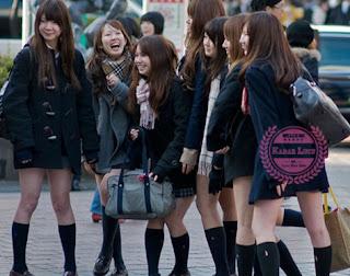 Seragam sekolah seksi korea