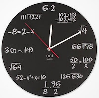 часы с формулами