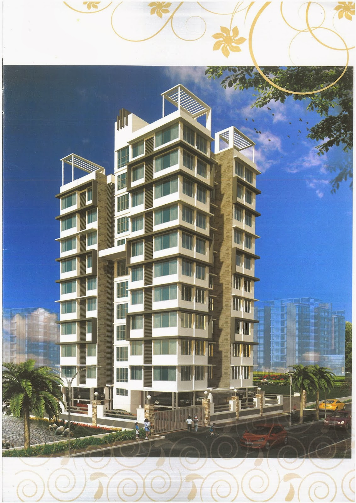 543a536f0a6 2 BHK FLATS FOR SALE AT JOGESHWARI EAST (Under Construction ...