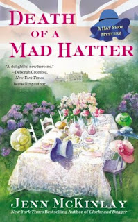 Death of a Mad Hatter Hat Shop Mystery book 2 by Jenn McKinlay