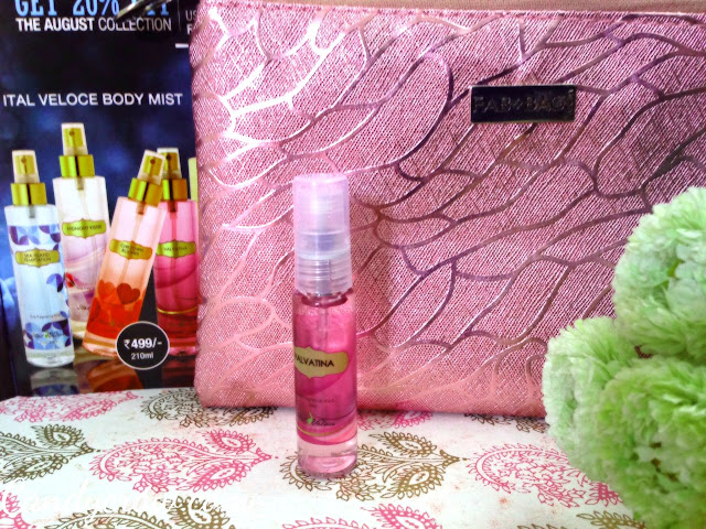 Fab Bag  August 2015 Review