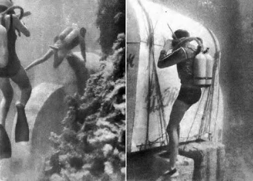 Подводный дом Ихтиандр-66