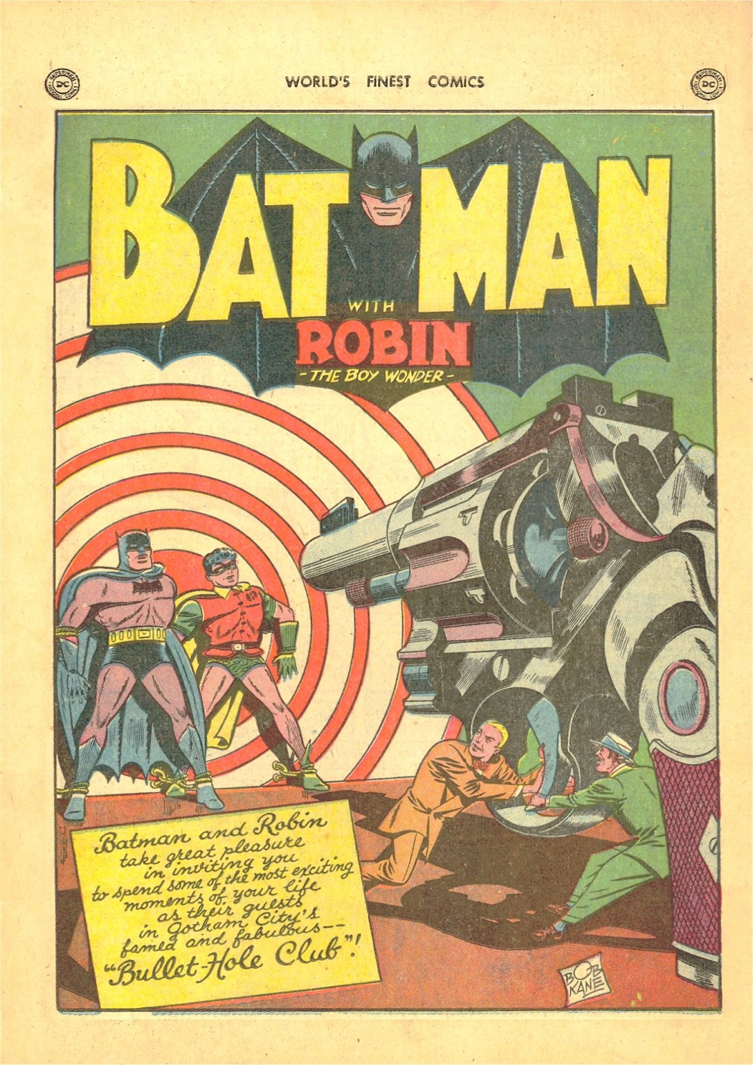 Read online World's Finest Comics comic -  Issue #50 - 63