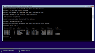 Sửa lỗi Windows cannot be installed to this disk. The selected disk is of the GPT partition style khi cài mới Windows 10