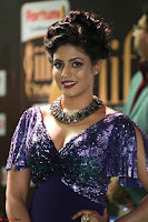 Iniya in a deep neck gown super cute beauty at IIFA Utsavam Awards press meet 27th March 2017 007.JPG