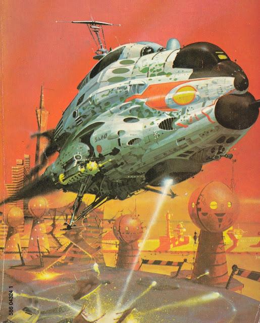 Portada de la edición italiana de 1977 de El Hombre en el Castillo, de Philip K. Dick