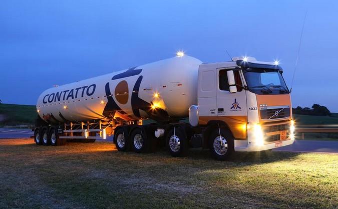 Transportadora Contatto abre vagas para caminhoneiros autônomos em 9 regiões