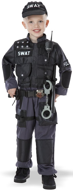 20 Law Enforcement Themed Costume Ideas for Kids | DIY ...