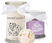 Logo JewelCandle: vinci gratis 3 kit con 3 prodotti