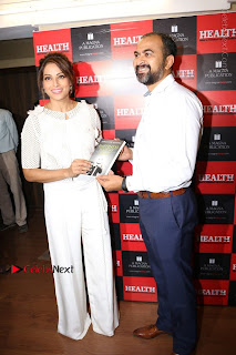 Bollywood Actress Bipasha Basu Unviels Health Nutrition Success Issue Pos  0015.JPG