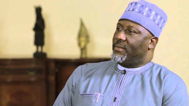 Dino Melaye criticizes Buhari, says president's statement on National Assembly derogatory