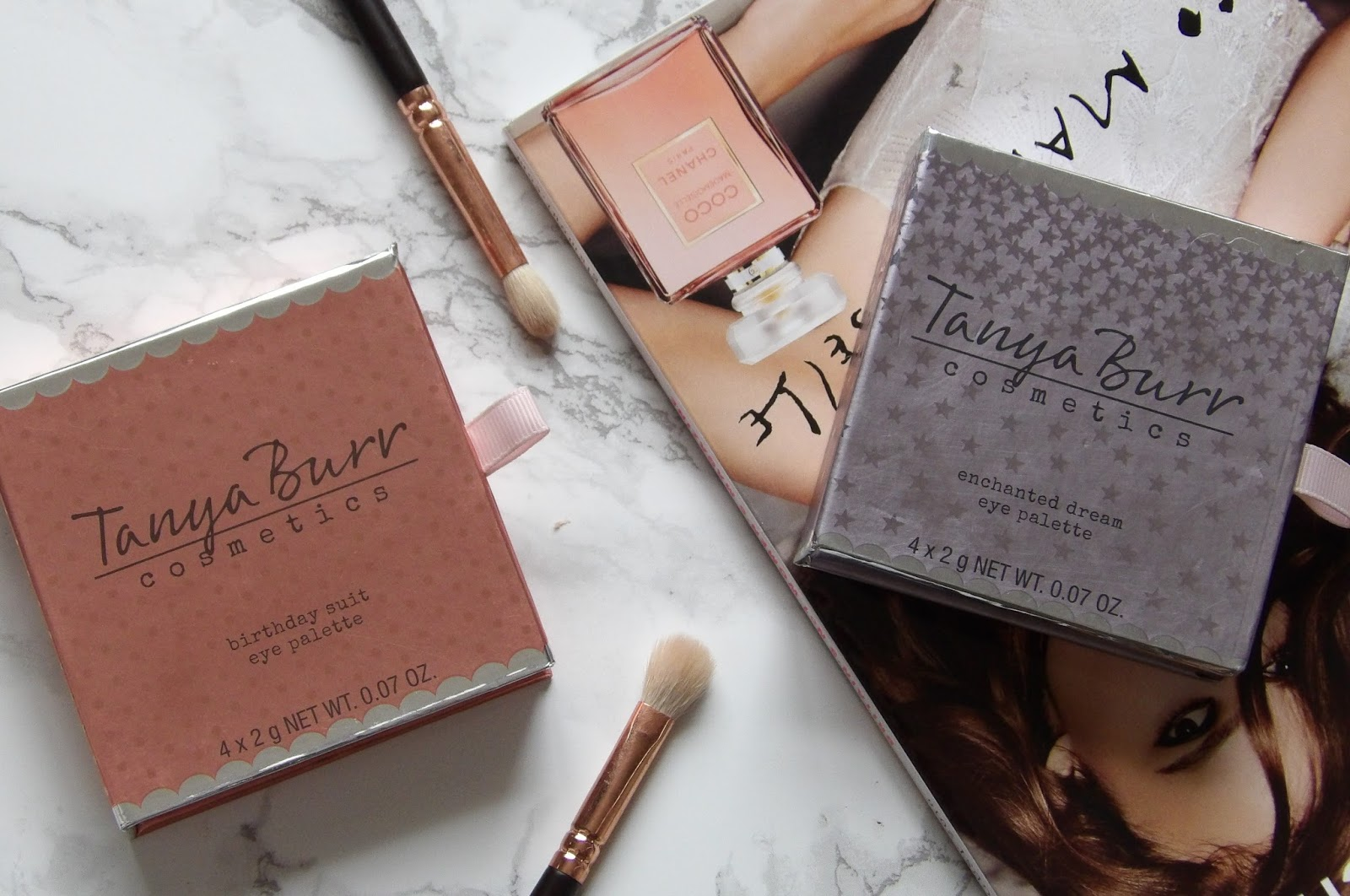 TANYA BURR COSMETICS SOFT LUXE COLLECTION | HAUL & REVIEW