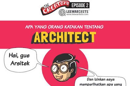 Apa yang Orang Katakan Tentang Arsitek