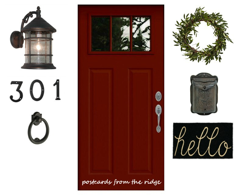 30 Front Door Colors With Tips For Choosing The Right One Postcards From Ridge