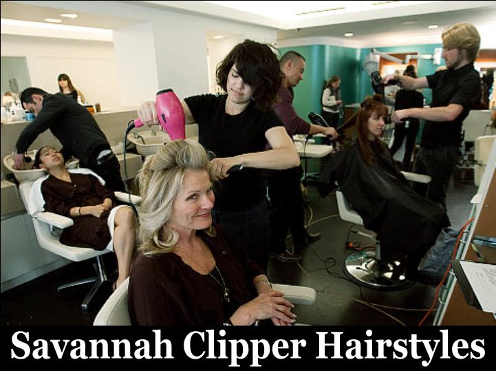 Savannah Clipper Hairstyles: Careers