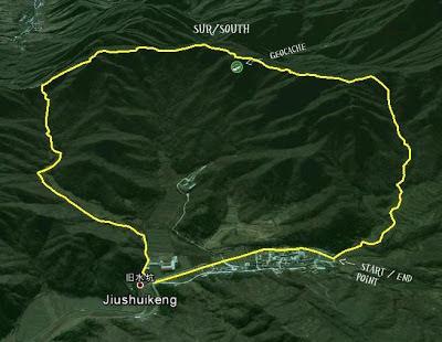 Día 1 - Recorrido en la sección Jiankou  de la Gran Muralla China