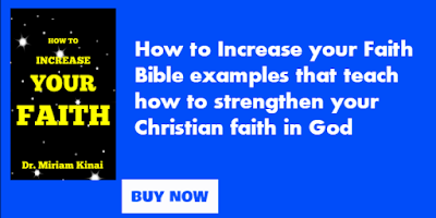 How to increase your faith